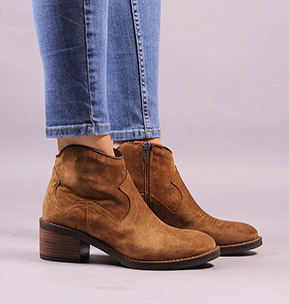 BOOTS/BOTILLON ALPE WOMEN SHOES 4445